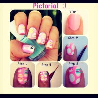 Cute Easter Nail Designs - Musely