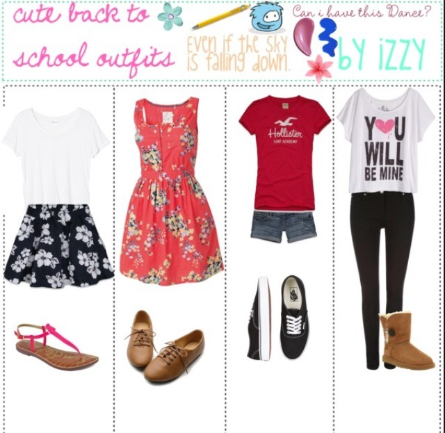 Cute Back To School Clothes Musely