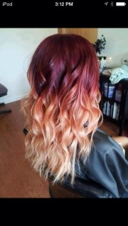 cute hair styles dye