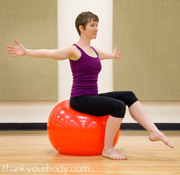 exercise ball chair for back pain tall wingback musely