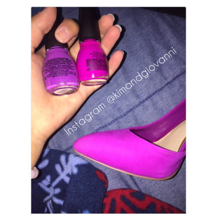 which color matches theshoe