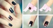 creative diy nail art cassie