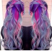amazing unique hair color ideas