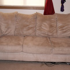 Clean Microfiber Sofa With Vodka Reupholstering Bed Cost A Couch Four Simple Ingredients