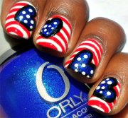 4th of july outfits nails