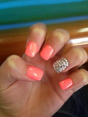 prom nails - musely