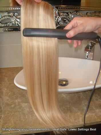 how wash my hair extensions musely
