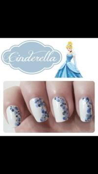 Disney Princess Inspired Nails  - Musely