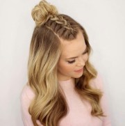 7 easy hairstyles day