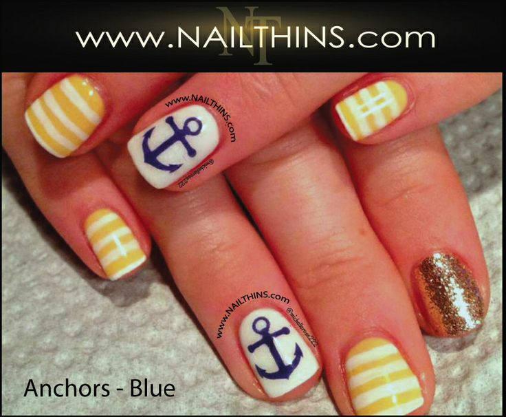 Pretty Summer Nail Designs