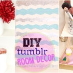 Diy Easy And Cute Tumblr Room Decor By Fabulous