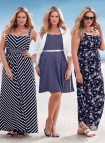 Cute Dresses Curvy Women - Musely