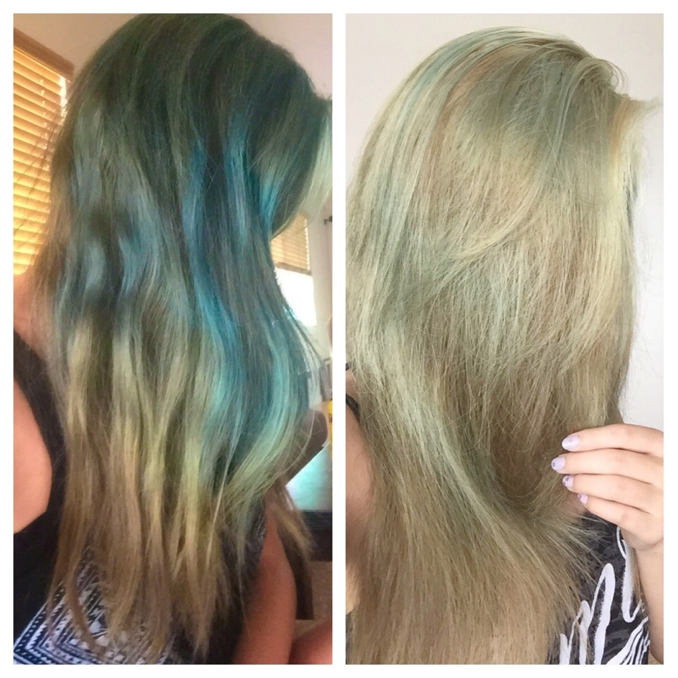 fade color hair dye how to fade a hair color how to fade