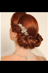 13 hairstyles to wear to a wedding - Musely
