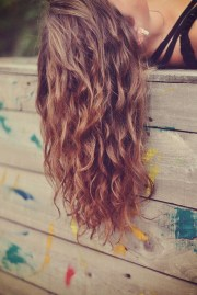 easy beach waves with heat