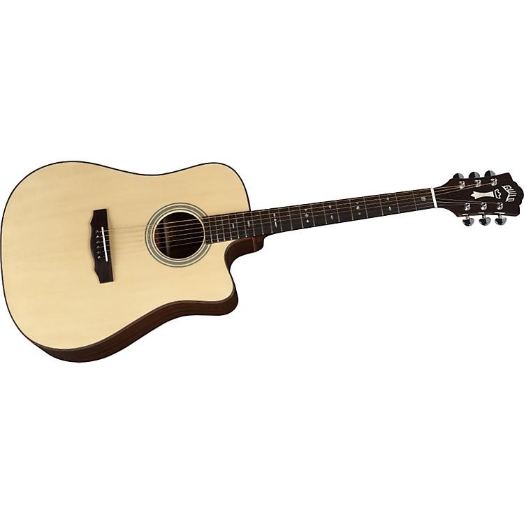 Guild Gad40c Acoustic Design Series Cutaway Acoustic