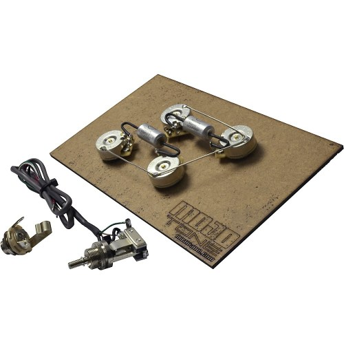 small resolution of pre wired les paul long shaft wiring kit item j57163004000000