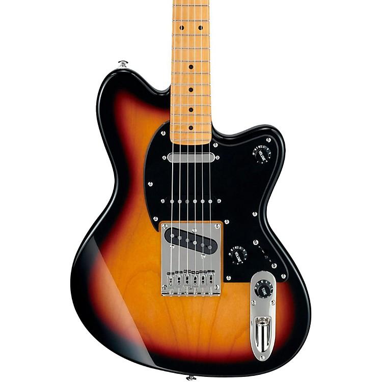Ibanez Talman Series Tm303m Electric Guitar Tri Fade Burst