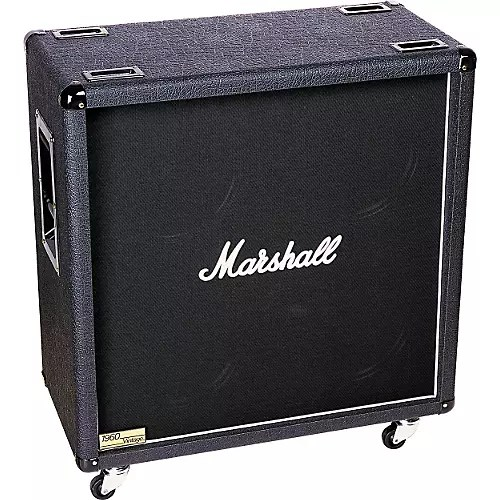 Marshall 1960V 280W 4x12 Guitar Extension Cabinet Straight