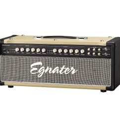 upc 763815125503 product image for egnater renegade 65w tube guitar amp head black biege  [ 1000 x 1000 Pixel ]