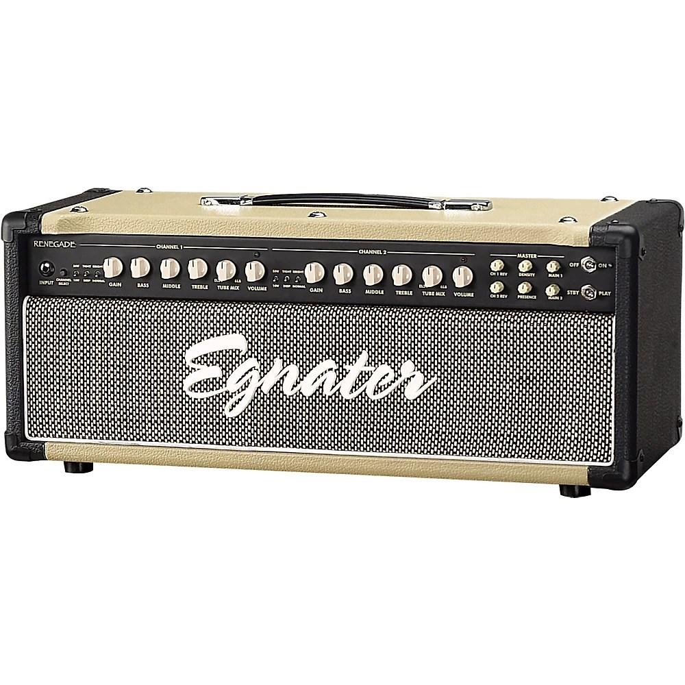 medium resolution of  upc 763815125503 product image for egnater renegade 65w tube guitar amp head black biege