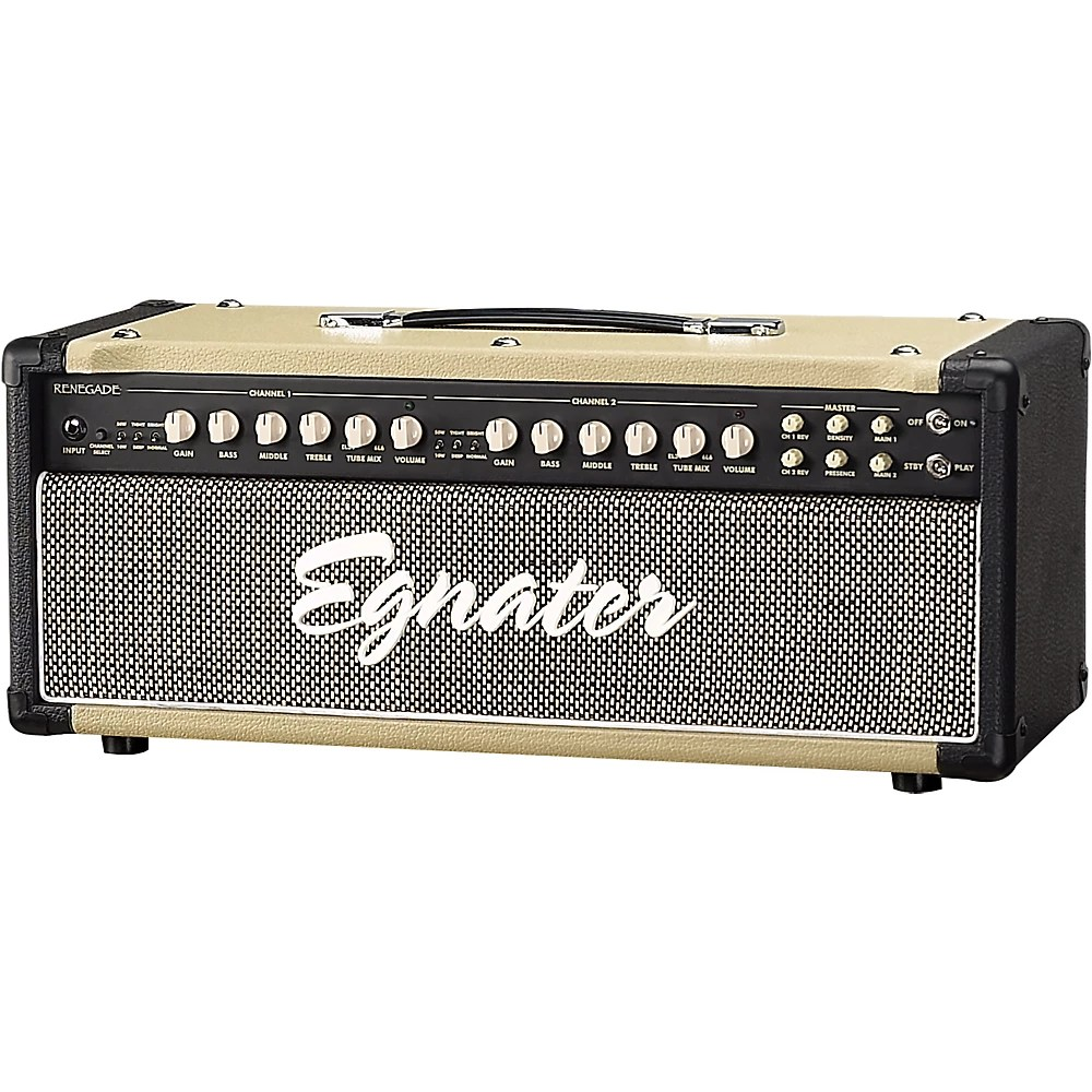 hight resolution of  upc 763815125503 product image for egnater renegade 65w tube guitar amp head black biege