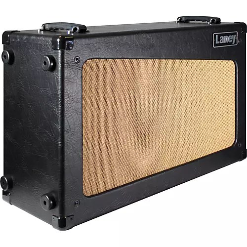 Laney CUB CAB 2x12 OpenBack Guitar Speaker Cabinet Black