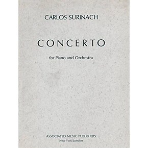 Associated Concerto for Piano and Orchestra (1973) (Full
