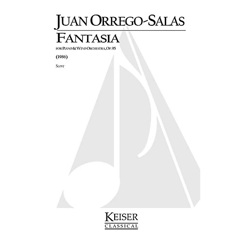 Lauren Keiser Music Publishing Fantasia for Piano and Wind