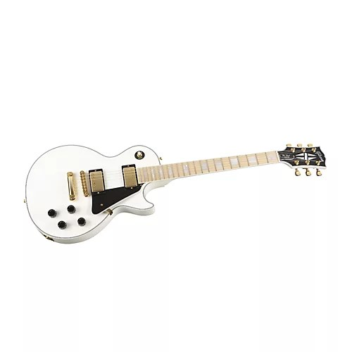 Gibson Custom Les Paul Custom Electric Guitar with Maple