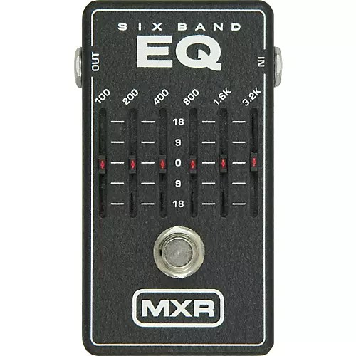 6 Band Graphic Equalizer