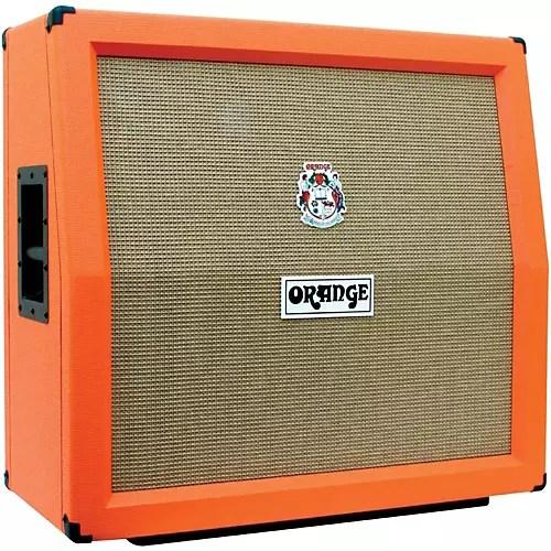 Orange Amplifiers PPC Series PPC412A 240W 4x12 Guitar
