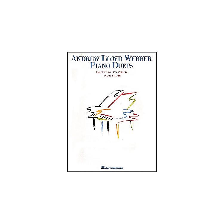 Hal Leonard Piano Duets Andrew Lloyd Webber 1 Piano 4