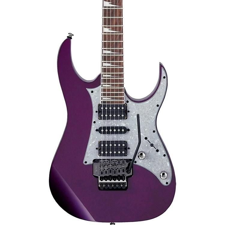 Ibanez Rg Series Rg450dx Electric Guitar Deep Violet
