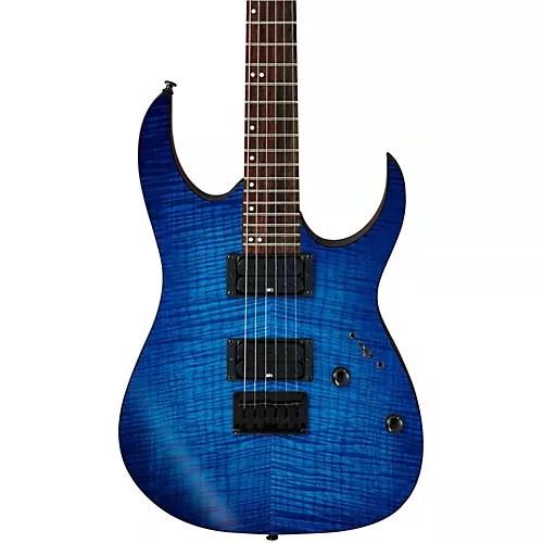 Ibanez Rg Fm Electric Guitar Flat Sapphire Blue