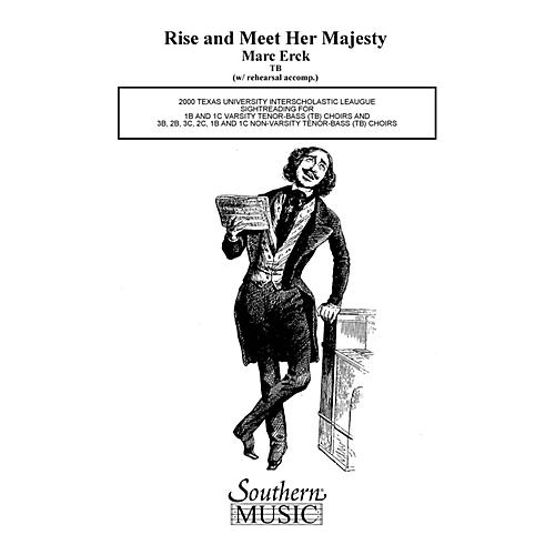 Hal Leonard Rise And Meet Her Majesty (Choral Music/Octavo