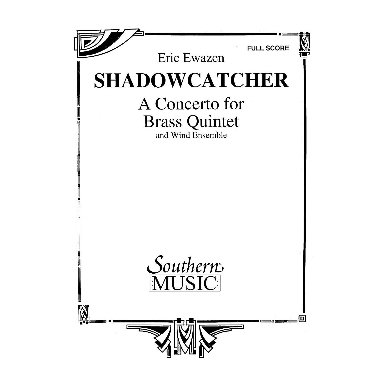 Southern Shadowcatcher (Brass Quintet and Wind Ensemble