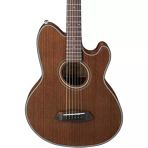 Ibanez Talman Double Cutaway Acoustic Electric Guitar