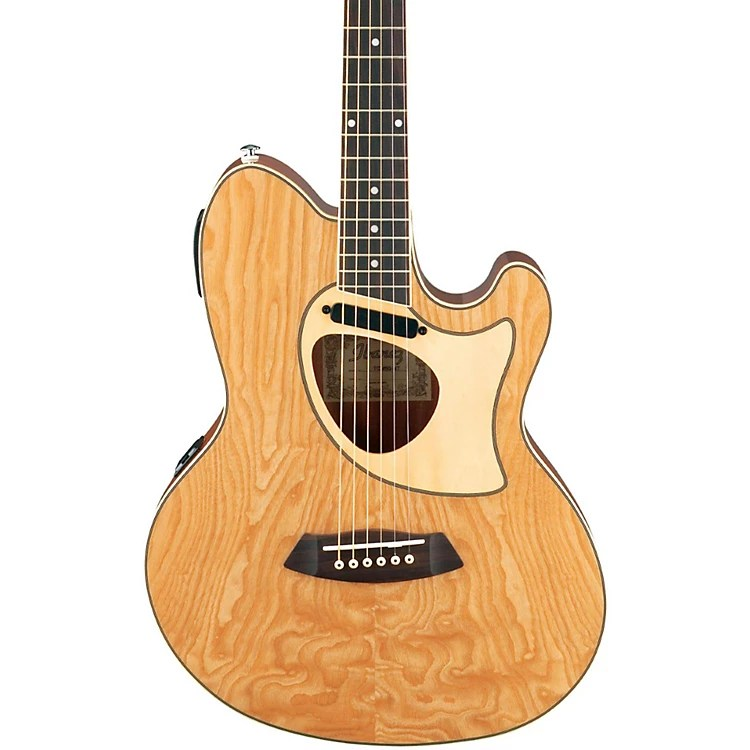 Ibanez Talman Series Tcm50nt Acoustic Electric Guitar