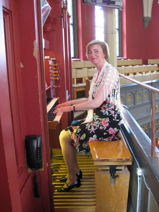 orgel Ersta