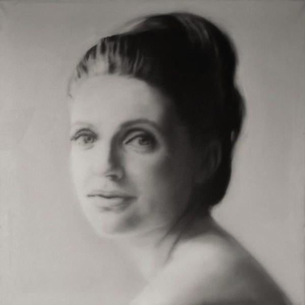 Gerhard Richter - Portrait Wachenfeld 104-3 Oil