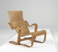 "Marcel Breuer - ""Short Chair, 1936, Bent and..."