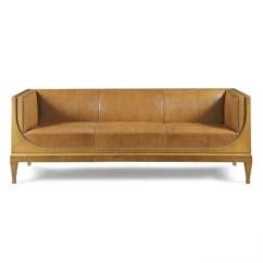 1930 Cane Back Sofa For Small E Henningsen Frits | A Three Seat (1930) Mutualart