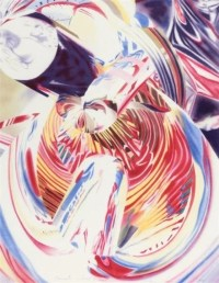 James Rosenquist - The Meteor Hits Picasso's Bed...