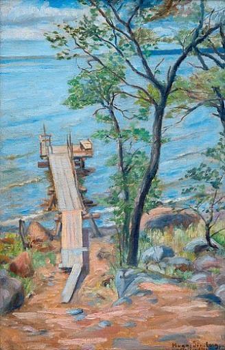 artworks of hugo simberg finnish
