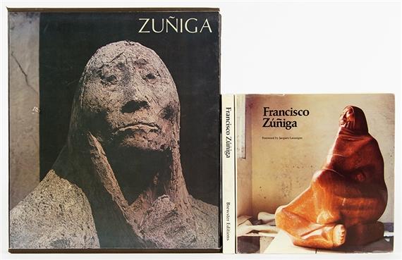 Zuñiga Francisco  Art Book  Mutualart