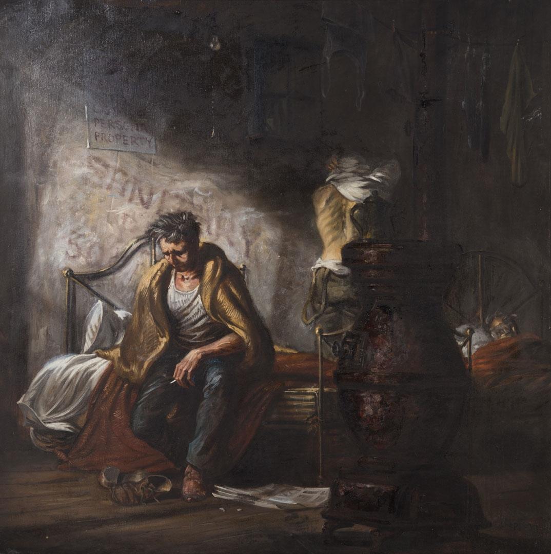 Sheppard Joseph | The Shelter | MutualArt