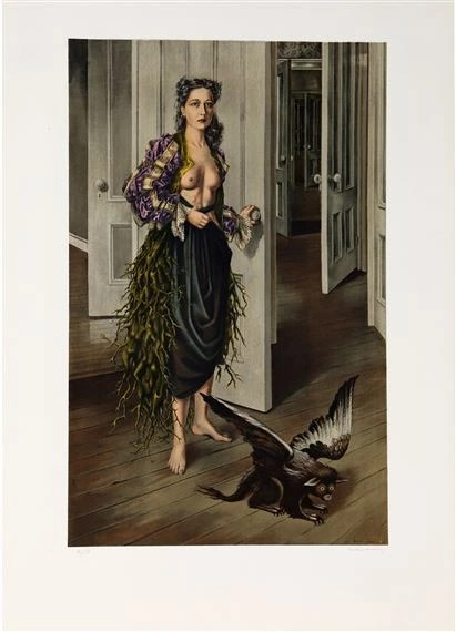 Artworks of Dorothea Tanning American 1910  2012