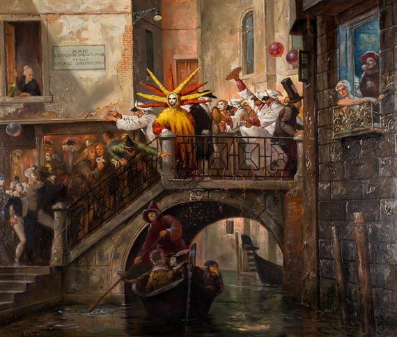 Joseph Sheppard | 73 Artworks | MutualArt
