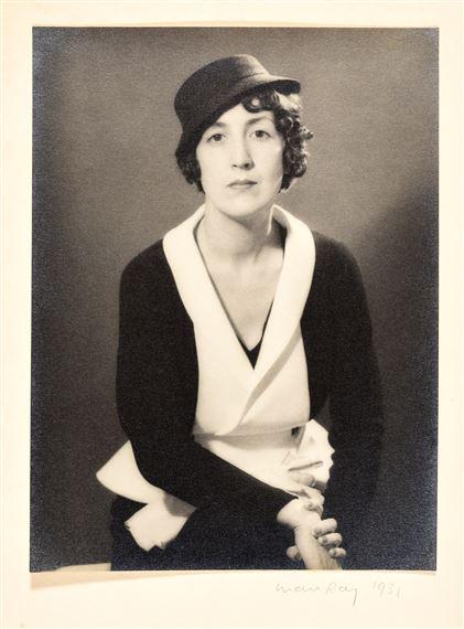 Marie Laure De Noailles : marie, laure, noailles, Portrait, Marie-Laure, Noailles, (1931), MutualArt